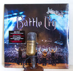 Judas Priest Battle Cry Vinyl Record Album