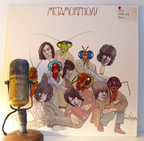 "The Rolling Stones ""Metamorphosis"" Rarities Album 