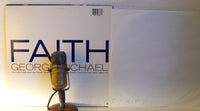 Faith | George Michael Vinyl Record Album