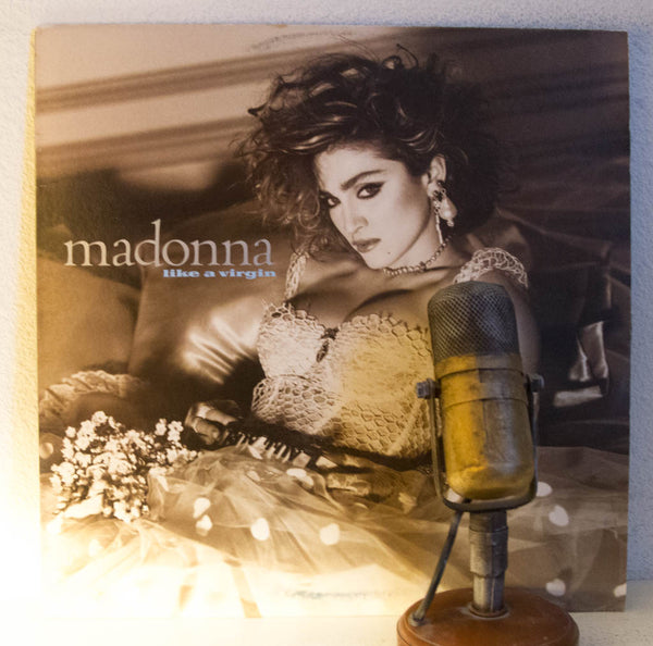 Madonna | Like A Virgin | Drop The Needle Vinyl