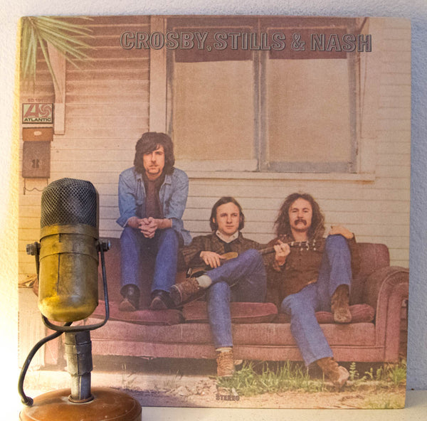 Crosby, Stills & Nash Debut Vinyl LP | Drop The Needle Vinyl
