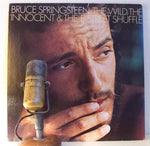 "Bruce Springsteen ""The Wild, The Innocent & The E Street Shuffle"" Vinyl"