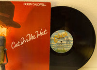 "Bobby Caldwell ""Cat In The Hat"" 1980s Smooth Jazz Vocals LP 