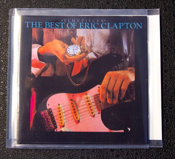 Eric Clapton - Timepieces - front