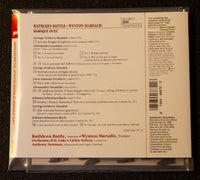Battle & Marsalis - Baroque Duet - back cover