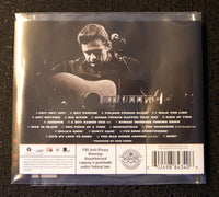 Johnny Cash - The Legend Of - back cover