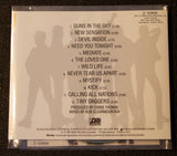 INXS - Kick - back cover