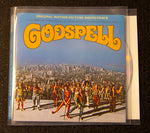 Godspell - 1973 Movie Soundtrack - front