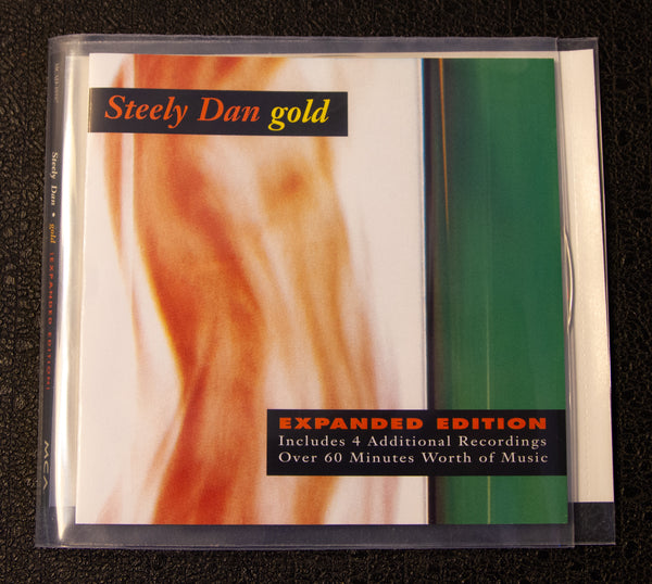 Steely Dan - Gold: Expanded Edition - front
