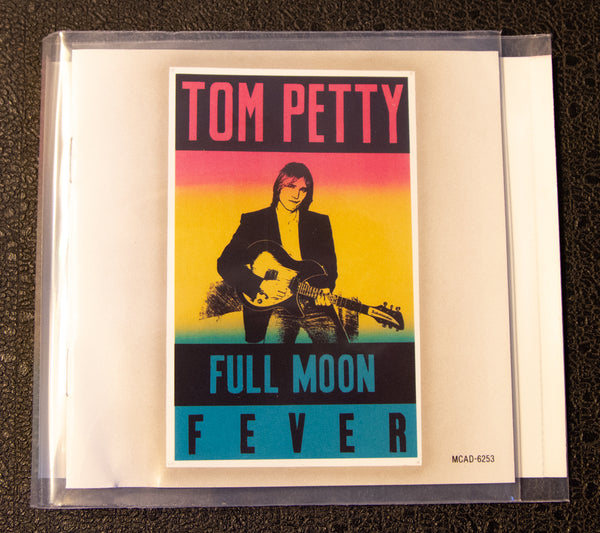 Tom Petty Full Moon Fever CD