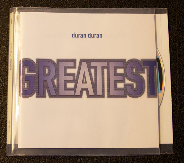Duran Duran - Greatest (Hits) - front