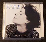 Lisa Stansfield - Real Love - front cover