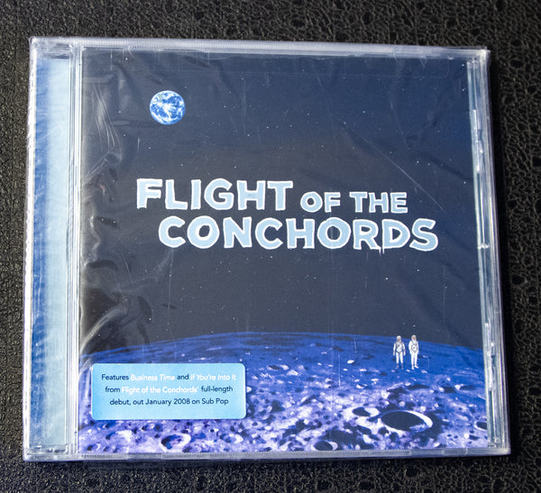 Flight Of The Conchords - The Distant Future - front