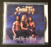 Spinal Tap - Break Like The Wind - front