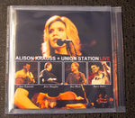 Alison Krauss - Live - front