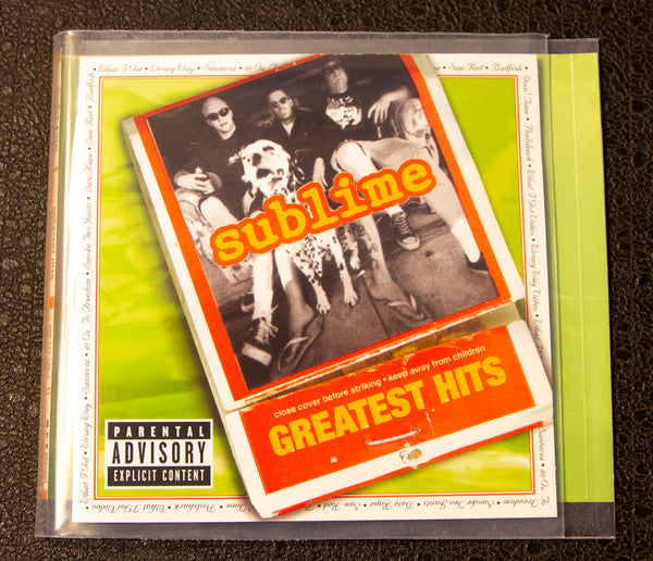 Sublime - Greatest Hits - front