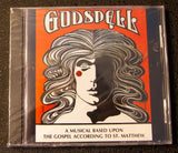 Godspell - 1971 Off Broadway Cast - front cover