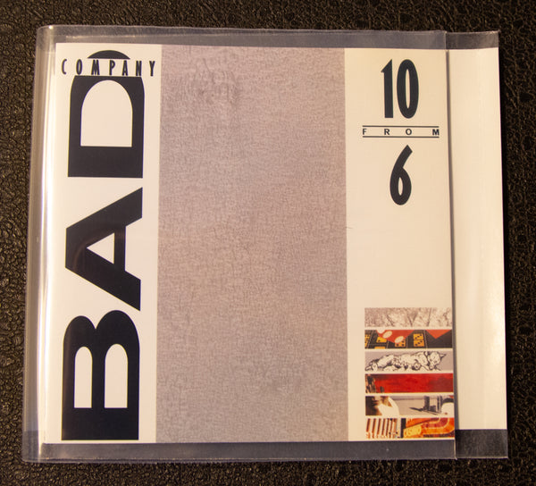 Bad Company - Greatest Hits/10 From 6 -front