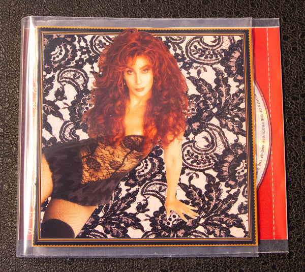 Cher - Greatest Hits :1965-1992 - front cover