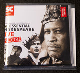 RSC - The Essential Shakespeare LIVE encore - front