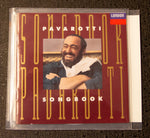 Pavarotti - Songbook - front cover