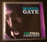 Marvin Gaye - The Final Concert - front cover