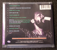 Marvin Gaye -The Final Concert - back cover