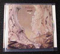 Yes - Relayer - front cover