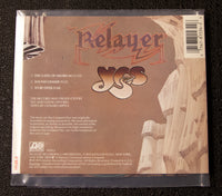 Yes - Relayer -back cover