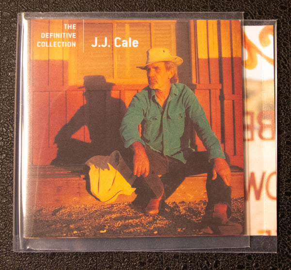 J.J. Cale - The Definitive - front cover