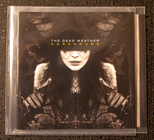 The Dead Weather - Horehound - front cover