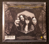 The Dead Weather - Horehound - back cover