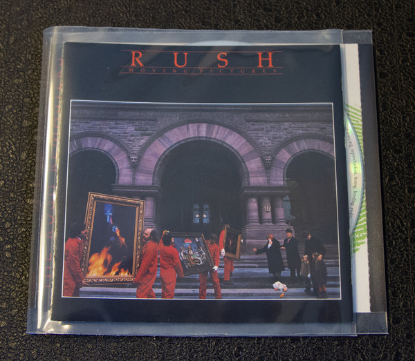 Rush - Moving Pictures - front cover