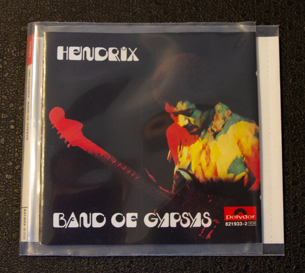 Jimi Hendrix - Band Of Gypsys - front