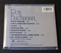 Roy Buchanan - back cover