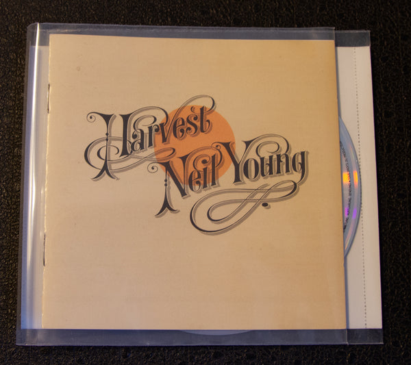 Neil Young - Harvest - front cover