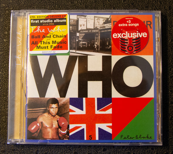 The Who - Who - front cover