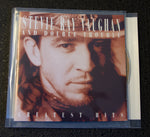 Stevie Ray Vaughan - Greatest Hits - CD Cover