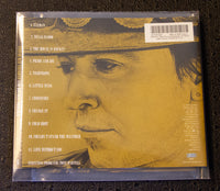 Stevie Ray Vaughan - Greatest Hits - back of booklet