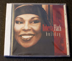 Roberta Flack - Holiday -front cover