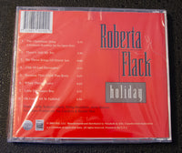 Roberta Flack - Holiday - back cover