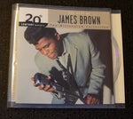 James Brown: The Best Of (20th Century Masters) CD