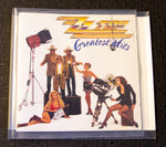 ZZ Top - Greatest Hits - front cover