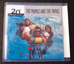 Mamas And The Papas - The Best Of - front