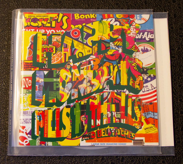 Happy Mondays - Pills N Thrills...-front