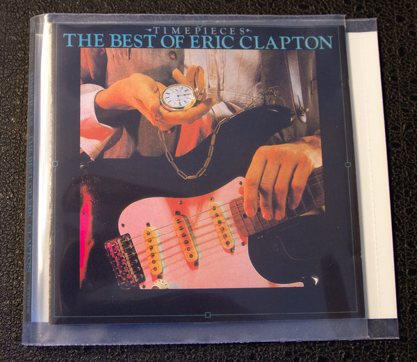 Eric Clapton Timepieces CD