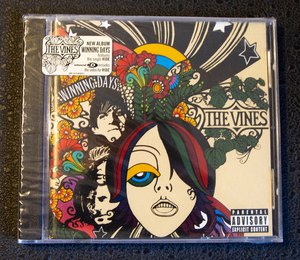 The Vines - Winning Days -front cover