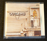 "The Outlaws - ""Outlaws"" front cover"