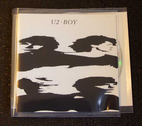"U2 - ""Boy"" - front cover"