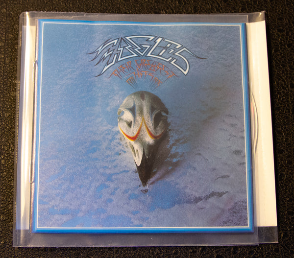 Eagles Their Greatest Hits CD cover